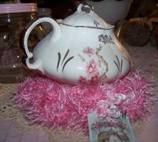 Precious Pink Rose Sunday Undie