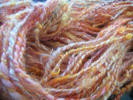 Thicker Fall Colored Yarn